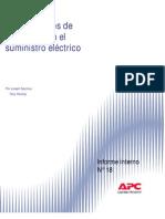WP-Los Siete Tipos de Problemas en Suministro Elect