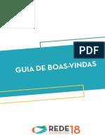 Kit Boas Vindas Rede a5 Web Atualizado