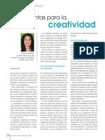 Herramientas de Creatividad. 2009