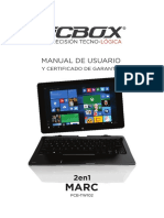 Pcb-tw102 Marc Manual