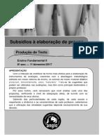 Ag Sub Bim1 6ano Protex 2017