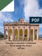 Plan de Desarrollo Municipal 2017-2019