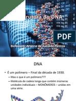 A Estrutura Do DNA - #ariannedeazevedopantoja