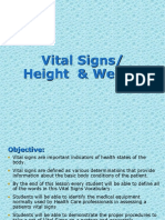 LIPPNCOTT Vital Signs Height Weight Chapter 016