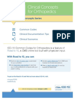 i CD 10 Clinical Concepts Orthopedics 1