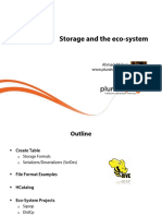 5 SQL Hadoop Analyzing Big Data Hive m5 Storage Eco System Slides