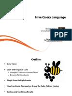 3 SQL Hadoop Analyzing Big Data Hive m3 Hiveql Slides
