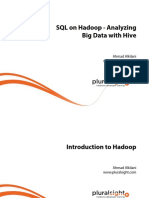 1 SQL Hadoop Analyzing Big Data Hive m1 Intro Hadoop Slides