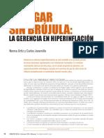 Ortiz-Jaramillo-Navegar-sin-brújula-Debates-IESA-XXI-1-Gerenciar-en-inflación-ene-mar-2016
