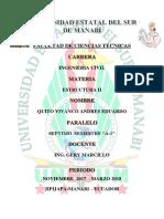 Universidad Estatal Del Sur de Manabí Resumen 1