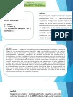 Legilacion Articulos 29 y 30