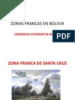 Zonas Francas en Bolivia