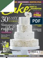 01 Cake Decoration Sugarcraft Magazine January 2016