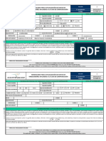 FO - Actualización de Datos - Empleado