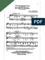 River in Judea SSA