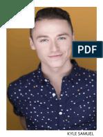 Headshot With Name Edit