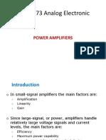 KKKL2173 _Power Amplifier
