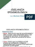 Clase 8 -Vigilancia Epidemiologica