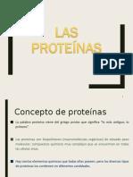Clase - Proteinas