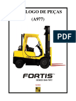 Catalago de Pecas Hyster H55FT