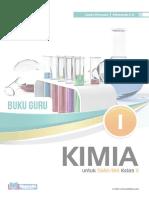 Buku Guru Kimia x
