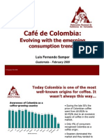 Colombia Brand Experience