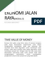 Ekonomi Jalan Raya (Modul 3)