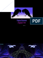 YunaRaven Digital Art PART2