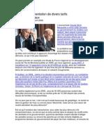 Rapport Montmarquette