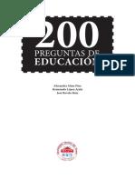eBook 200 Preguntas de Educacion