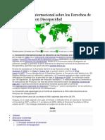 Convención Internacional Sobre Los Derechos de Las Personas Con Discapacidad wiki22