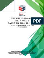 Juklak Osn Smp 2018