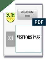 Visitors Pass 001