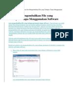 Mengembalikan File Yang Hilang_3