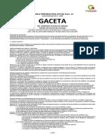 Normatividad y Reglamento 17-18