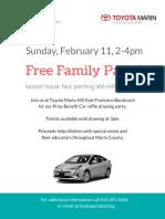 prius 2018 family party