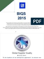BIQS Training for Audit