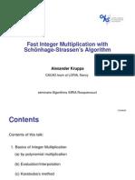 Multi Algoerithm Kruppa-slides