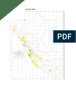 Ocurrencia de Arcillas en El Peru