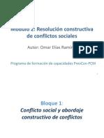 2 Resolucion Constructiva de Conflictos Sociales