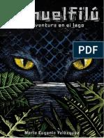 Libro Nahuelfilú. Una Aventura en El Lago