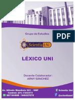 Léxico2017 II Uni