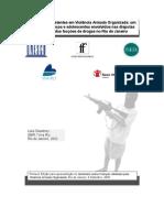 Crianças Combatentes em Violência Armada Organizada - um estudo de crianças e adolescentes envolvidos nas disputas territoriais das facções de drogas no Rio de Janeiro