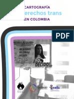 Cartografía de derechos trans en Colombia