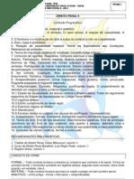 Conteúdo do Caderno de Direito Penal II
