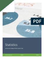MATH210 - Stats Custom Text