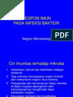 Respon Imun Pada Infeksi Bakteri-200304