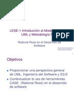 LESE-1 - Introduccion Al Modelado Visual