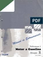 Manual Motor Gasolina Toyota Mecanismo Sistemas Lubricacion Enfriamiento