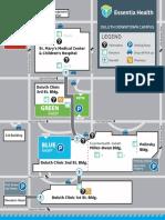 Parking Map Duluth